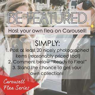 JOIN: Carousell Flea Series