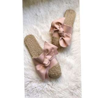 High End Abaca slip-on