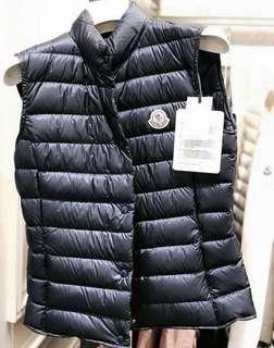 女裝 1/2/3/4 全新Moncler down vest