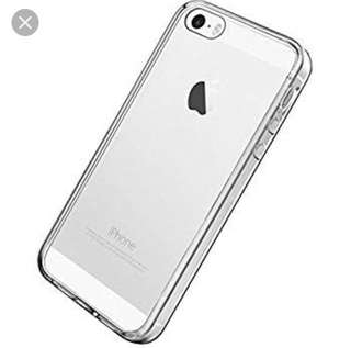 Clear case for iphone 5/6s