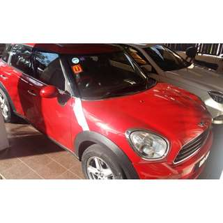 Mini Countryman For Rent