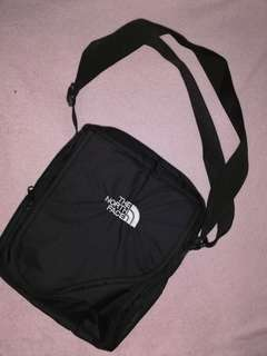 The North Face body bag (AUTHENTIC with Hologram)