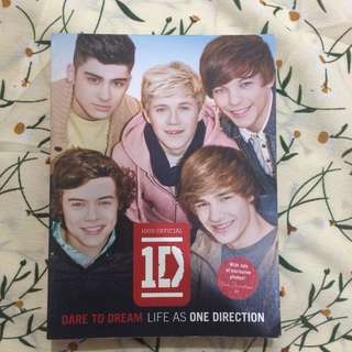 1D's Dare To Dream Book