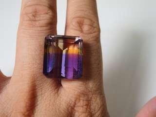紫黃晶/Ametrine/Bolivianita