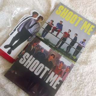 |READYSTOCK-SEALED| DAY6 SHOOT ME ALBUM