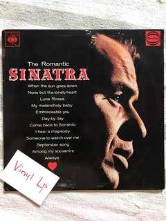 The Romantic Sinatra