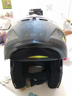LAZER Flip Up helmet
