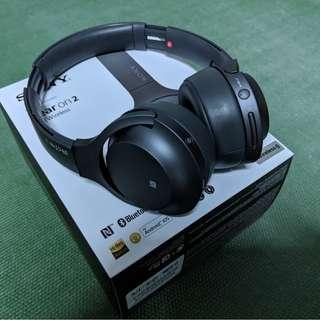 Sony h.ear on 2 Mini Wireless Headphones (WH-H800)