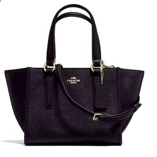AUTHENTIC COACH CROSBY CARRYALL MINI