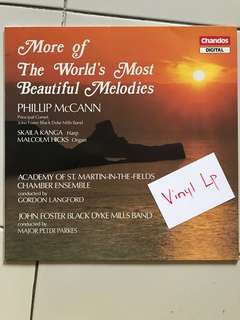 More Of The World 's Most Beautiful Melodies - Phillip McCann