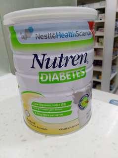 NESTLE Nutren Diabetes 750GM CAN
