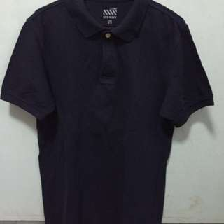 Repriced!! Old navy blue polo shirt