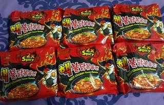 Samyang ×2 Red