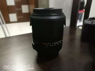 Sigma DC 18-250mm for Canon lens