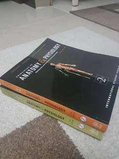 Principles of Anatomy and Physiology 13th edition Volume 1 & 2