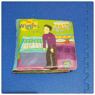 Bathbook The Wiggles
