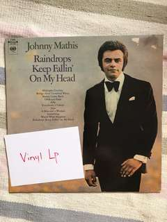 Raindrops Keep Fallin' On My Head - Johnny Mathis