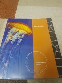Biochemistry Campbell and Farell 7th edition