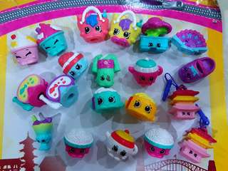 BN Authentic 20 Shopkins for $10 only!