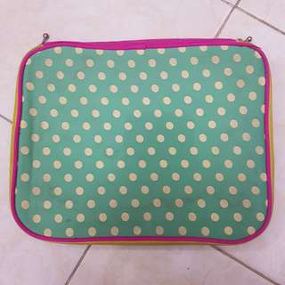 Laptop Polkadot Case 12 Inch