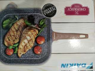 High quality non stick grill pan