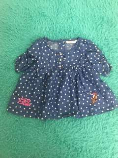 Baby Polo Blouse