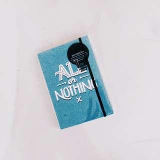 Brand New Notepad