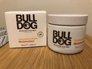 Bull Dog 男士24小時保濕面霜