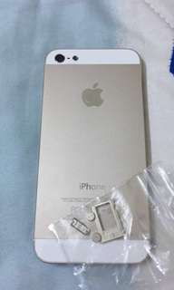 iphone 5 back casing