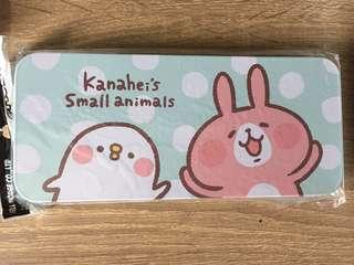 kanahei 小兔鐵筆盒
