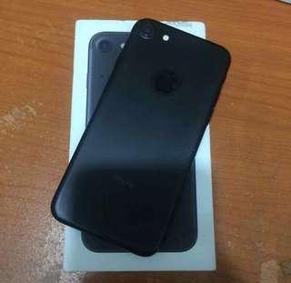 Iphone 7 black 128Gb second