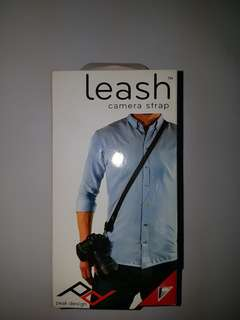 Peak Design Leash Camera Strap Black NEW UNUSED