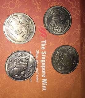 Coin ×4pcs