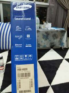 SAMSUNG WIRELESS SOUND STAND
