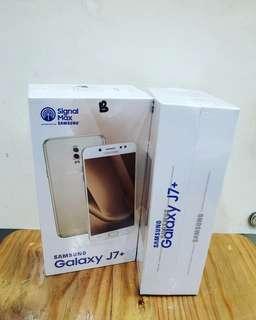 Samsung J7+ DiJual Kredit