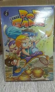 Lawak Pop Gang Teng-teng! 4 oleh Nishiki