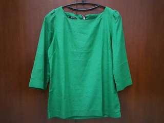 Blanik - Green Blouse