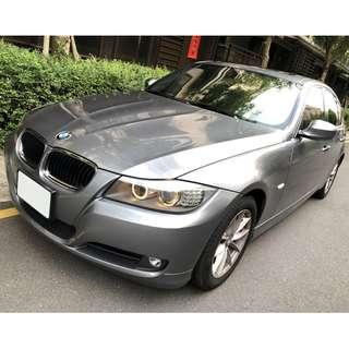 2011 BMW 318D 柴2.0 灰