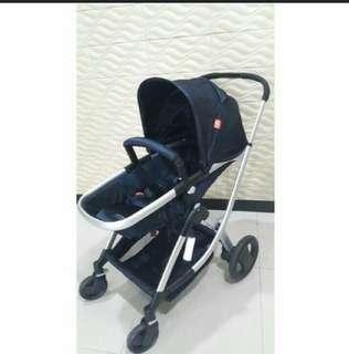 Stroller GB 16 blue