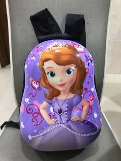Princess Sofia bag kids