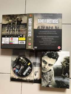 Band Of Brothers (6dvd Set)