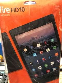 Amazon fire hd 10 32gb 全新
