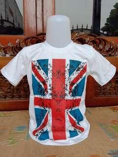 Kaos distro anak 100.000/3pcs