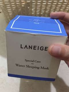 LANEIGE WATER SLEEPING MASK FULL SIZE