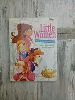 Little Women oleh Louisa May Alcott