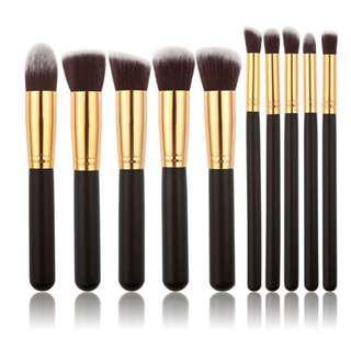 10pcs brushes