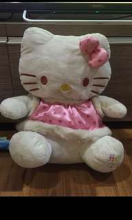 Boneka Hello Kitty tinggi -/+ 50 cm