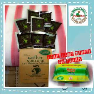 Mother Nurture Choco and Coffee Mix
