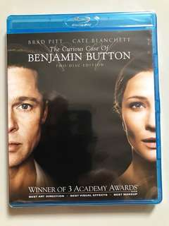 The curious case of Benjamin Button (Blu-ray 2-disc edition