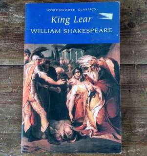 KING LEAR ~ William Shakespeare